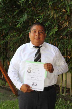 Magdiel Cruz.