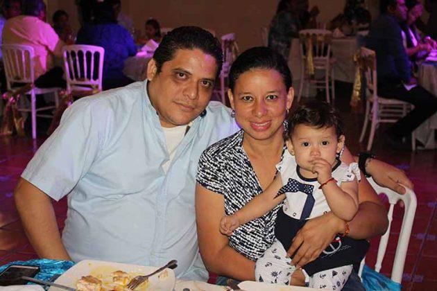 Familia Robledo Rizo.
