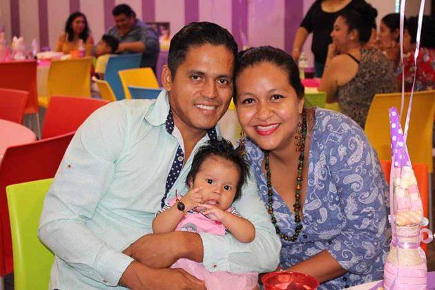 Familia Hilerio Villafuerte.