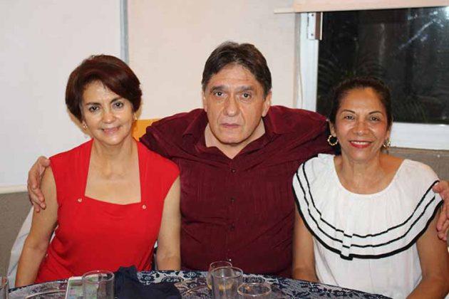 Silvia de Gamboa, Gamboa, Rosalba Ruiz.