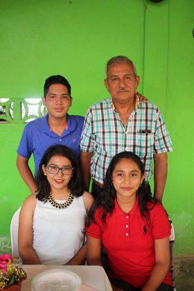 Familia Pinto López.