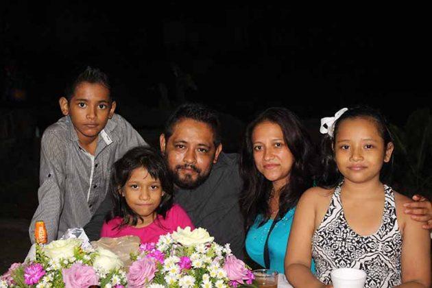 Familia Avendaño Salgado.