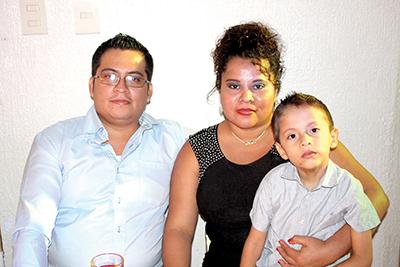 Familia Cruz Reyes.