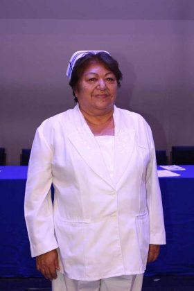 Guadalupe Mendicuti, Directora.