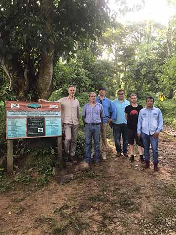 Exportan a Francia 16 Toneladas de Cacao Real del Soconusco