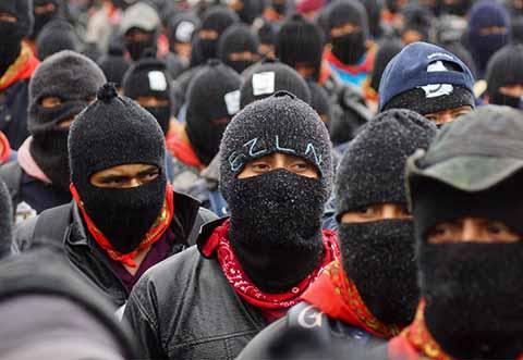Niega EZLN Haber Aceptado un Primer Diálogo con el Nuevo Gobierno Federal