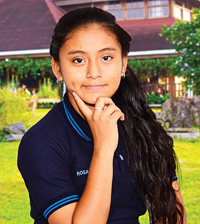 Rosaura Aguilar.
