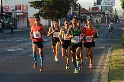 Todo Listo Para el Segundo Medio Maratón
