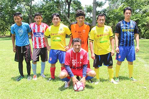 Deportivo Diego Golea 5-0 a Cafetaleros Jr.