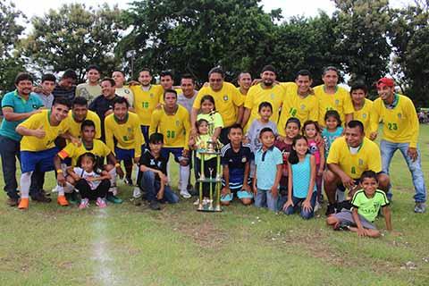 Deportivo Moreno es Campeón
