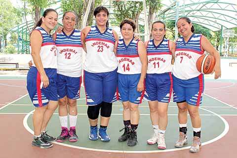 Indemas Vence 29-21 a Star Girls