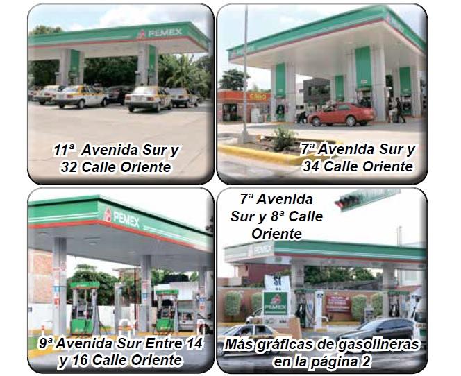 Apertura Indiscriminada de Gasolineras en Tapachula de Nada Sirvió la Reubicación de la TAR Pemex
