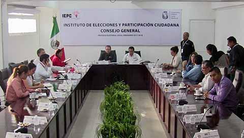 Inicia el Cómputo de Votos en Chiapas