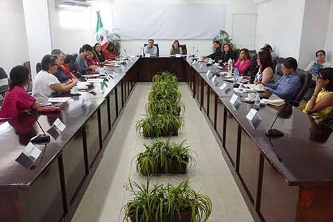 Revisan Avances del Observatorio de Empoderamiento y Participación Política de las Mujeres en Chiapas