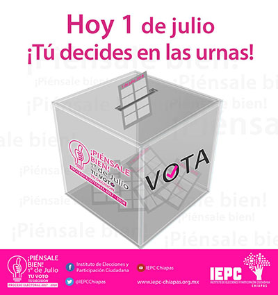 Listo el IEPC Para la Elección más Grande de Chiapas
