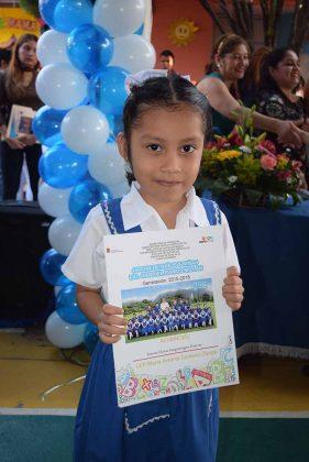 Karen Mazariegos.