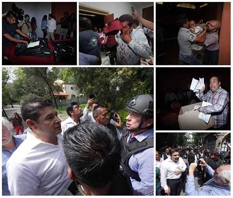"""Bajo Investigación 43 Panistas Ligados a """"Laboratorio Electoral"""""""