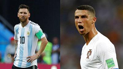 Reyes Sin Corona, Messi y Cristiano Ronaldo Quedan Eliminados del Mundial Rusia 2018