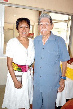 María Luz Vázquez, Anatolio Vázquez.