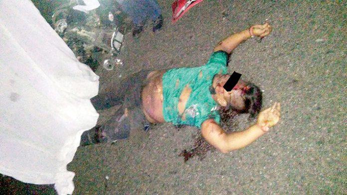 Motociclista Murió Atropellado por Pesado Camión
