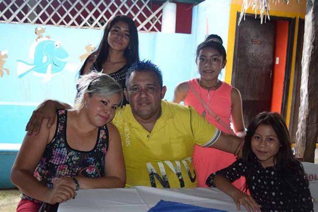 Familia Rodríguez Arizmendi.