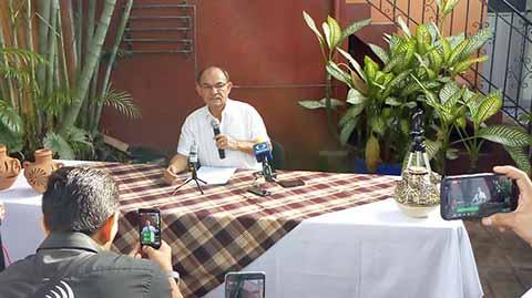 Órgano de Fiscalización Determinará la Entrega- Recepción: Oscar Gurría