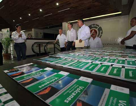 Al recibir el Certificado ISO 9001:2015, el mandatario Manuel Velasco Coello, precisó que esto demuestra una vez más que la preparación constante y el compromiso permanente, siguen siendo los distintivos en el Estado.