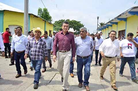 Sólo con Reconciliación, Chiapas Avanzará Hacia el Desarrollo: Rutilio