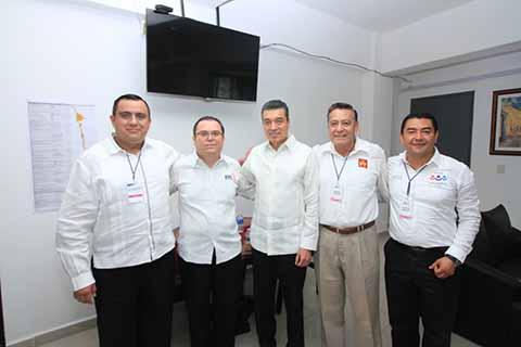 Reconocimiento y Confianza Para Rutilio Escandón, Gobernador Electo de Chiapas