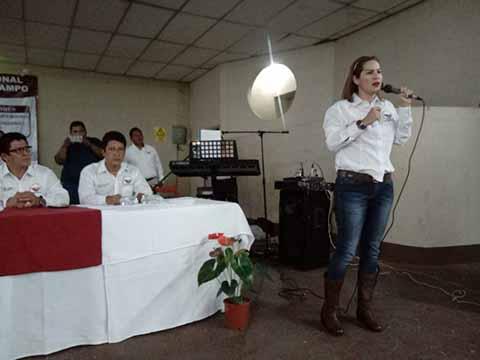 Urge Atender el Rezago que Prevalece en el Campo: CONFENACAM