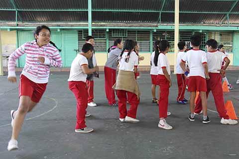 Promueven Buena Alimentación Para Prevenir Obesidad Escolar