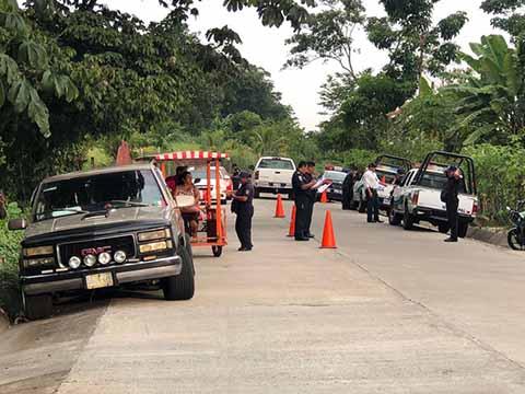 Autoridades de Vialidad Redoblan Vigilancia en la Zona Fronteriza