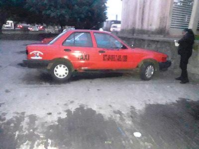 Taxista Foráneo Atropella a Motociclista