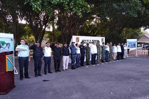 Tres Niveles de Gobierno Refuerzan Seguridad en la Zona Fronteriza