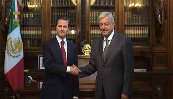 Andrés Manuel López Obrador reiteró su reconocimiento a Enrique Peña Nieto por no haber intervenido en el proceso electoral, pues sostuvo que padeció ese intervencionismo en el pasado que no corresponde con la democracia.