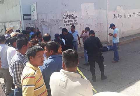 Trasladan Paqueteria a la Capital del Estado Ante Violencia Post Electoral en 23 Municipios