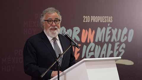 AMLO Elige a Encinas Para dar Continuidad a Investigación Sobre Ayotzinapa