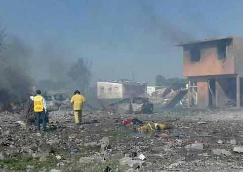 Se desconocen las causas del fatal accidente, pese a que la zona está bajo supervisión permanente por autoridades federales.