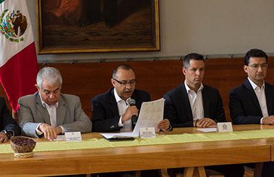 Oaxaca y Guerrero se Comprometen a que la Jornada Electoral sea Pacífica