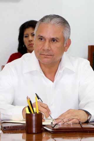 Se Reincorpora Raciel López Salazar a la Fiscalía