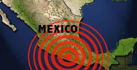Sismo de Magnitud 5.9 Grados Sacude Oaxaca y Otros 7 Estados