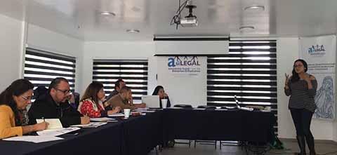 Poder Judicial y Asilegal Impulsan Capacitación para Impartidores de Justicia