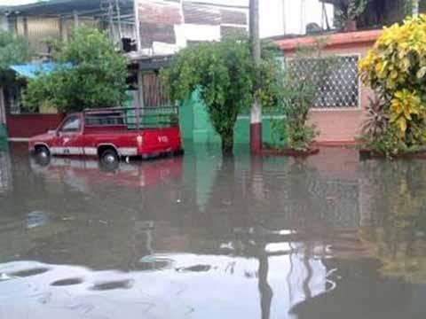 Aumenta Caudal de Ríos en la Costa y Soconusco
