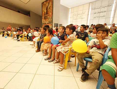 Poder Judicial realizará curso de verano infantil