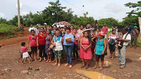 Responsabilizan al Ayuntamiento por Conflicto en la Colonia La Cima