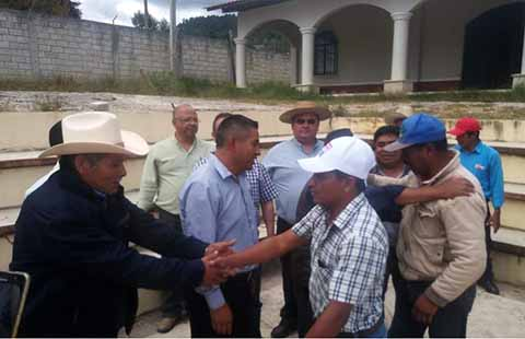 Diálogo Logra Retorno de Familias en Huixtán