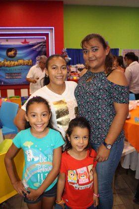 Familia González Barrios.