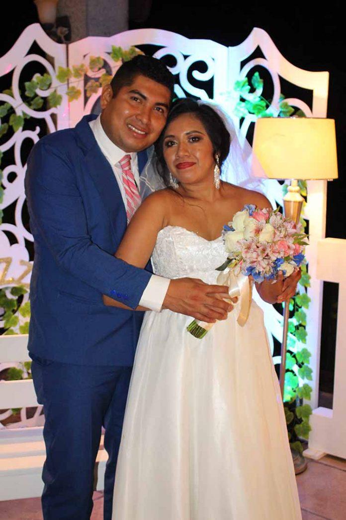 Francisco Tejeda & Marisol Cobos.