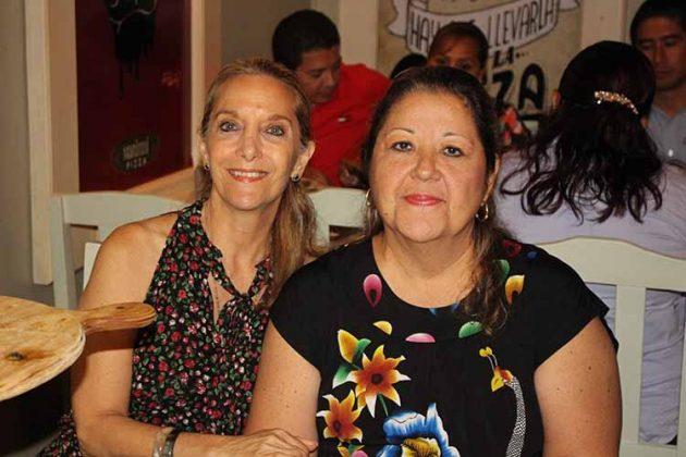 Martha Fourzali, Guadalupe Pedrero.