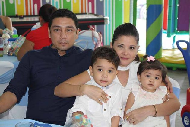Familia Escobar López.